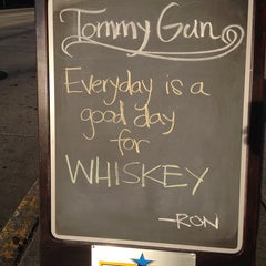 Photo taken at Tommy Gun by kEvin F. on 8/14/2013