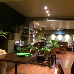 Photo taken at Mint Restaurant by Apple U. on 5/16/2014