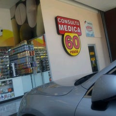 Photo taken at Farmacia La Mas Barata by Marie C. on 3/21/2012