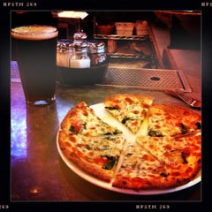 Photo taken at Patxi's Pizza by Crispin M. on 3/8/2012