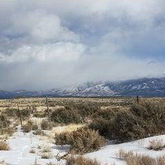 Photo taken at Taos, NM by David K. on 12/31/2014