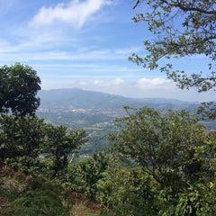 Photo taken at Cerro Espiritu Santo by San José Express ® M. on 1/10/2016