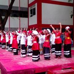 Photo taken at Iskandharu School by Fazyl H. on 8/24/2013
