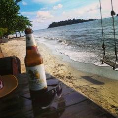 Photo taken at Kai Bae Hut Resort by Pablo_diablo on 5/15/2014