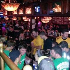 Photo taken at Dicey Riley's Irish Pub Bar by Brian R. on 1/16/2014