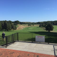 Photo taken at Bethpage State Park - Black Course by Steven G. on 9/7/2015
