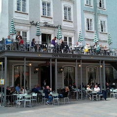 Photo taken at Cafe Tomaselli by SMR on 4/17/2013
