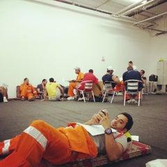 Photo taken at Bahrain International Circuit by Ejaz S. on 9/29/2012