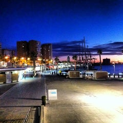 Photo taken at Muelle Uno by Tulio P. on 1/15/2013
