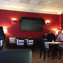 Photo taken at Cafe Pavlína by Šáfa . on 12/18/2012