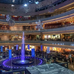 Photo taken at Афимолл Сити / Afimall City by Kate A. on 12/7/2014