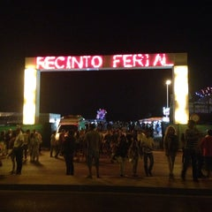 Photo taken at Recinto Ferial de Ponferrada by Luis on 9/6/2014
