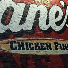 Photo taken at Raising Cane's Chicken Fingers by A. D. on 2/26/2014