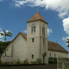 Photo taken at St Raphael's Catholic Church by Ryan D. on 9/14/2012