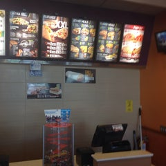 Photo taken at Taco Bell by James G. on 4/3/2014