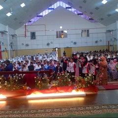 Photo taken at Maktab Rendah Sains MARA by Taming S. on 1/23/2013