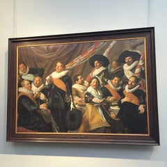 Photo taken at Frans Hals Museum by Peter H. on 10/10/2015