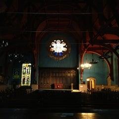 Photo taken at First Unitarian Church by Jennifer on 7/18/2013