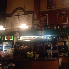 Photo taken at Caffe Puccini by Zafer D. on 10/20/2014