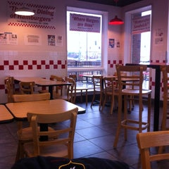 Photo taken at Five Guys by Anthony on 3/19/2014