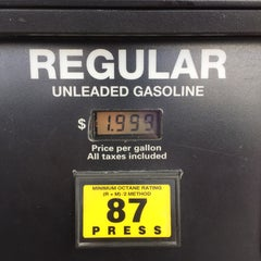 Photo taken at Costco Gasoline by Michael L. F. on 9/8/2015