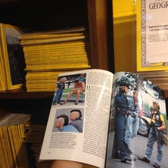 Photo taken at National Geographic Store by Nau K. on 11/2/2013
