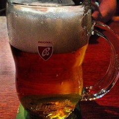 Photo taken at Budvar pub by Martin™ P. on 5/14/2013