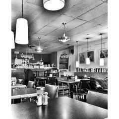 Photo taken at Café Lézard by Fred B. on 1/20/2015