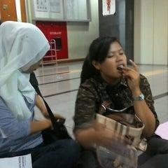 Photo taken at Universitas Persada Indonesia Y.A.I by Niia L. on 10/18/2013