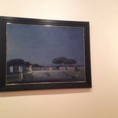 Photo taken at Estorick Collection of Modern Italian Art by Alfama on 9/23/2014