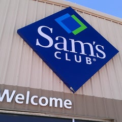 Photo taken at Sam's Club by Tony P. on 2/14/2013