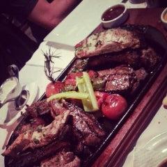 Photo taken at El Toro Bravo Steak House by Nadia Z. on 5/11/2014