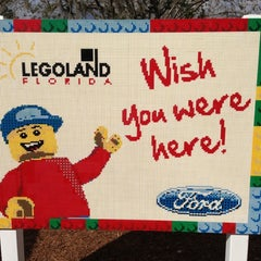 Photo taken at LEGOLAND® Florida by Alyssa on 1/6/2013