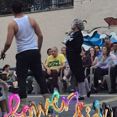 Photo taken at Shakespeare In The Parking Lot by Ryan W. on 7/27/2015