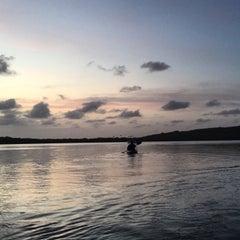 Photo taken at Bioluminescent Bay @ Fajardo by Sean S. on 5/20/2015