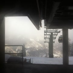 Photo taken at Station St. Sophia 10,540ft by Maria Jose D. on 12/28/2012