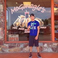 Photo taken at McGonagle's Philly Cheesesteaks by Stephanie R. on 8/25/2013