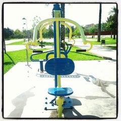 "Photo taken at Parc de ""La Canaleta"" by Cova Morales (. on 9/24/2012"