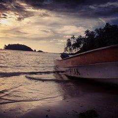 Photo taken at Isla Grande Colon by WA.rry N. on 11/29/2015