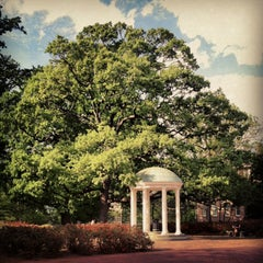 Photo taken at University of North Carolina at Chapel Hill by Margret Anne on 6/12/2013