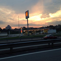 Photo taken at East-West Link Expressway by WeiZz O. on 6/9/2014
