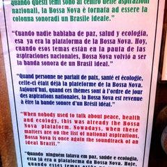Photo taken at Toca do Vinícius by Nathália A. on 3/1/2013