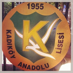 Photo taken at Kadıköy Anadolu Lisesi by Ilknur Y. on 6/23/2013