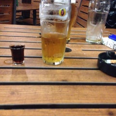 Photo taken at The Walnut Tree (Wetherspoon) by Cansu Y. on 7/15/2015