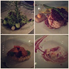 Photo taken at mb Restaurant by Claudia D. on 9/25/2014