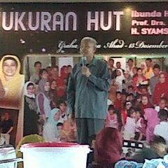 Photo taken at FAJAR Graha Pena by Fadillah D. on 12/15/2013