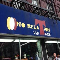 Photo taken at No Relation Vintage by Becca A. on 6/9/2015