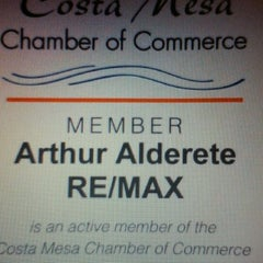 Photo taken at Costa Mesa Country Club by ARTHUR ALDERETE Real Estate on 4/17/2014