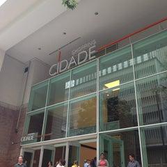 Photo taken at Shopping Cidade by Jack B. on 3/27/2013