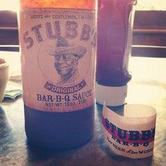 Photo taken at Stubb's Bar-B-Q by Joe A. on 3/2/2013